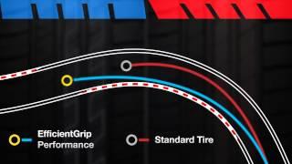 Goodyear EfficientGrip Performance benefits