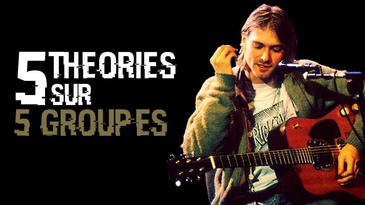 5 THEORIES SUR 5 GROUPES (#63)