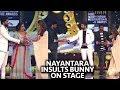Nayantara Insulted Allu Arjun On SIIMA 2018 Stage |Vignesh Shivan |Naanum Rowdy Dhaan | Filmy Monk |