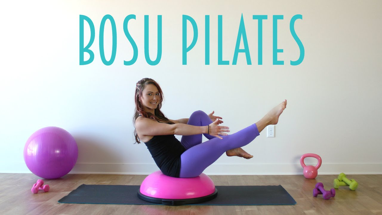 Bosu Your Way to Fit Bosu Your Way to Fit new pics