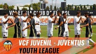 RETRANSMISIÓN DEL PARTIDO DE LA YOUTH LEAGUE: VALENCIA CF 0 - JUVENTUS 1