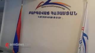 armtimes com/ Գագիկ Ծառուկյանի հայտարարությունից հետո ԲՀԿ ականներն ընդհատակ են անցել
