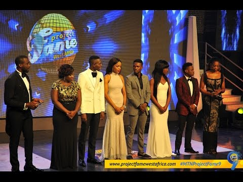 MTN Project Fame West Africa Season 9 Winner Emerges.