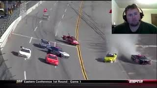 """NASCAR's Wildest Flips"" Reaction!!"
