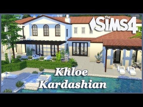 The Sims 4 - Khloe Kardashian House Build (Part 6)