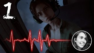 [ Outlast 2 ] w/ heart rate monitor (Gameplay / Let