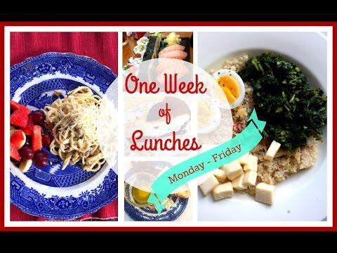 Weekday Lunches M - F | Jennifer L  Scott