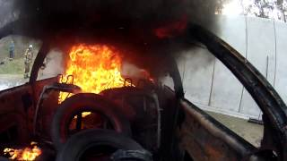 Brandbekämpfung - CAFS - Ein Tag im FTZ Luckenwalde Teil 2 - Berliner Feuerwehr