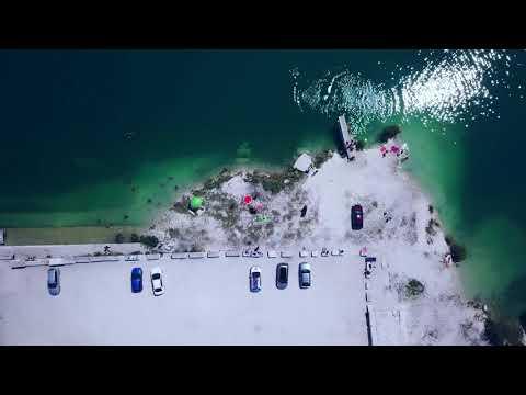 Прохладное, Крым, Мраморное озеро. Обсерватория 4K