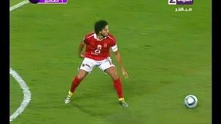 #فيديو.. خطأ فادح من #غالي يتسبب في هدف للمصري