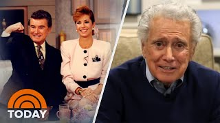 Regis Philbin Sends Emotional Goodbye Message to Kathie Lee | TODAY