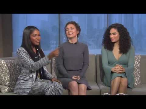 Star Cast- Throwback interview with Jude, Ryan and Brittany talking about season 1 in LA