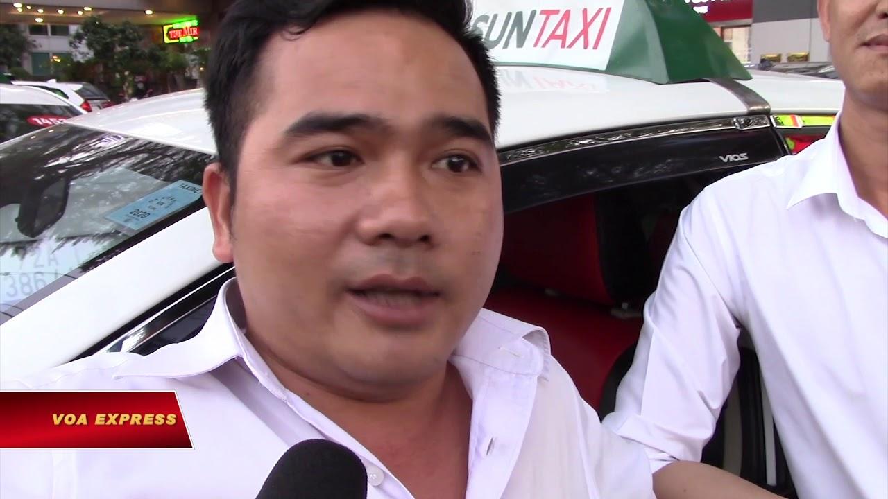 Tài xế taxi thất nghiệp vì dịch corona (VOA)