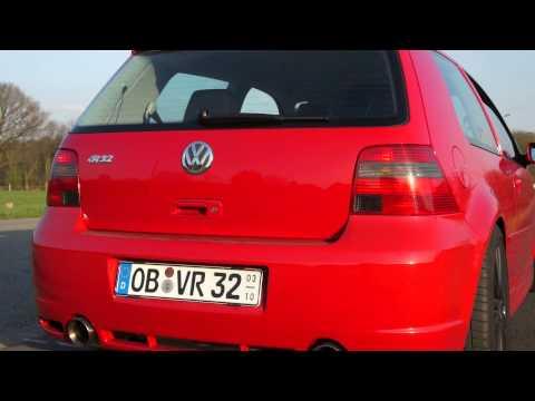 VW Golf 4 R32 F-Town Aggressor 3,5 Zoll