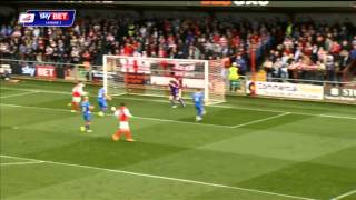 HIGHLIGHTS: Fleetwood Town 3-1 Doncaster Rovers