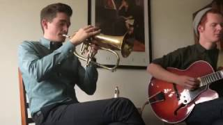 Blue Bossa - Tony Glausi & Jack Radsliff