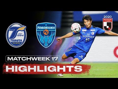 Oita Trinita 1-0 Yokohama FC | Matchweek 17 | 2020 | J1 League