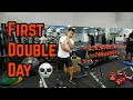 First Double Day! | Road to Becoming Big Vic #34