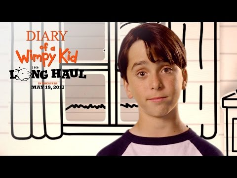 "Diary of a Wimpy Kid: The Long Haul | ""A New Hero"" TV Commercial 