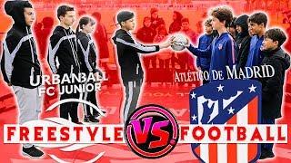 HUMILIATION EN 1vs1 ! FREESTYLER vs ATLÉTICO DE MADRID ! McDonald's FOOTBALL CHALLENGE #2