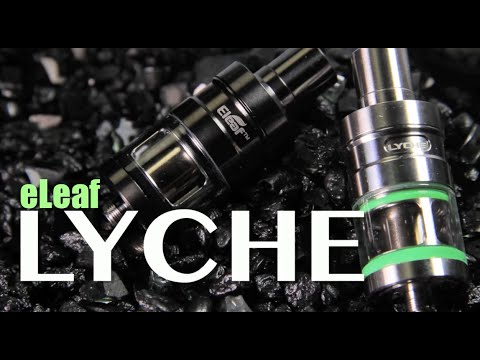 New LYCHE SubOhm Tank by: eLeaf