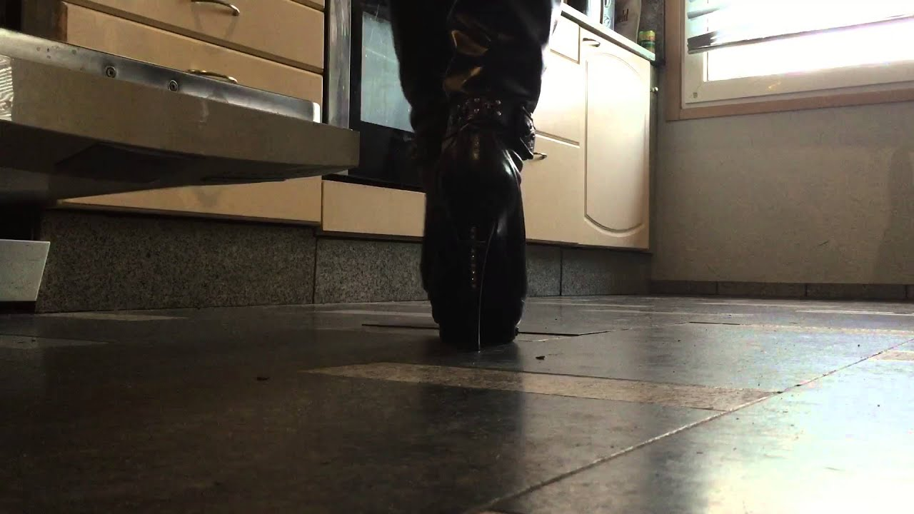 Kitchen Work In New Rock Boots Youtube