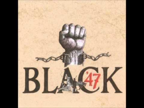 Black '47 - Blind Mary / Her Dear Old Donegal (Sleep Tight In New York City)