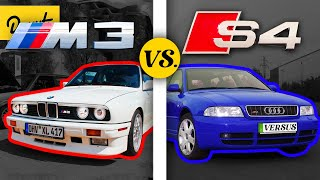 BMW M3 vs Audi S4 - Which German car is SUPERIOR?