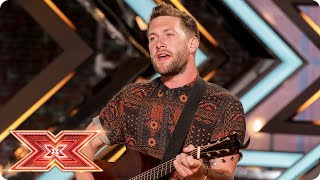 Can Matt Linnen land a break with the panel? | Auditions Week 4 | The X Factor 2017