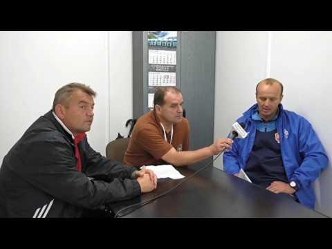 Konferencja po meczu Garbarnia Kraków - Orlęta Radzyń Podlaski