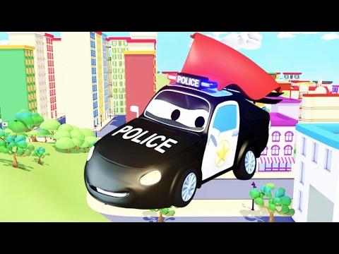 Cel mai bun Patrula masinilor camion de pompieri si masina de politie în Orasul Masinilor 🚚 🚑 🚗