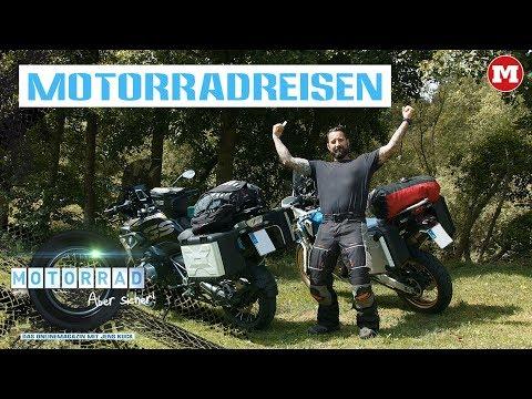Jens Kuck: Motorradreisen – Motorrad: Aber sicher! – Das Magazin