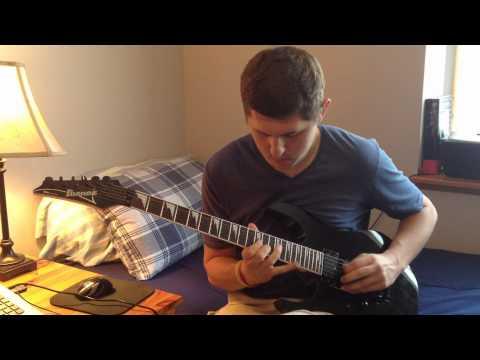 I'm Blue (Da Ba Dee) - Eiffel 65 - Guitar Cover (With Tab & Backing Track)