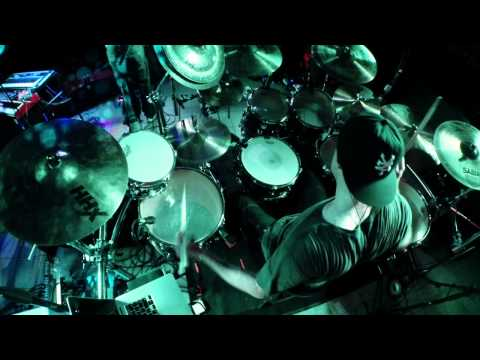 Virgil Donati Band: Club Legend Milano, Italy 2014