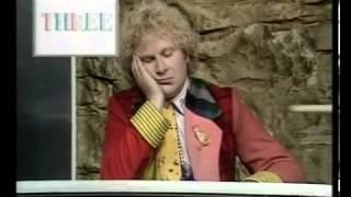 Doctor Who Does Roland Rat Impression (Colin Baker - 1986)