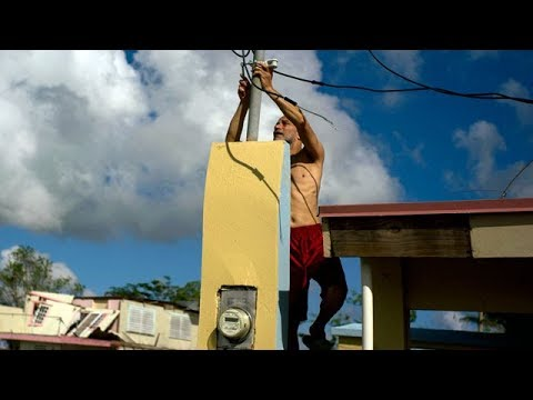 Puerto Rico disaster not getting enough coverage in mainstream media