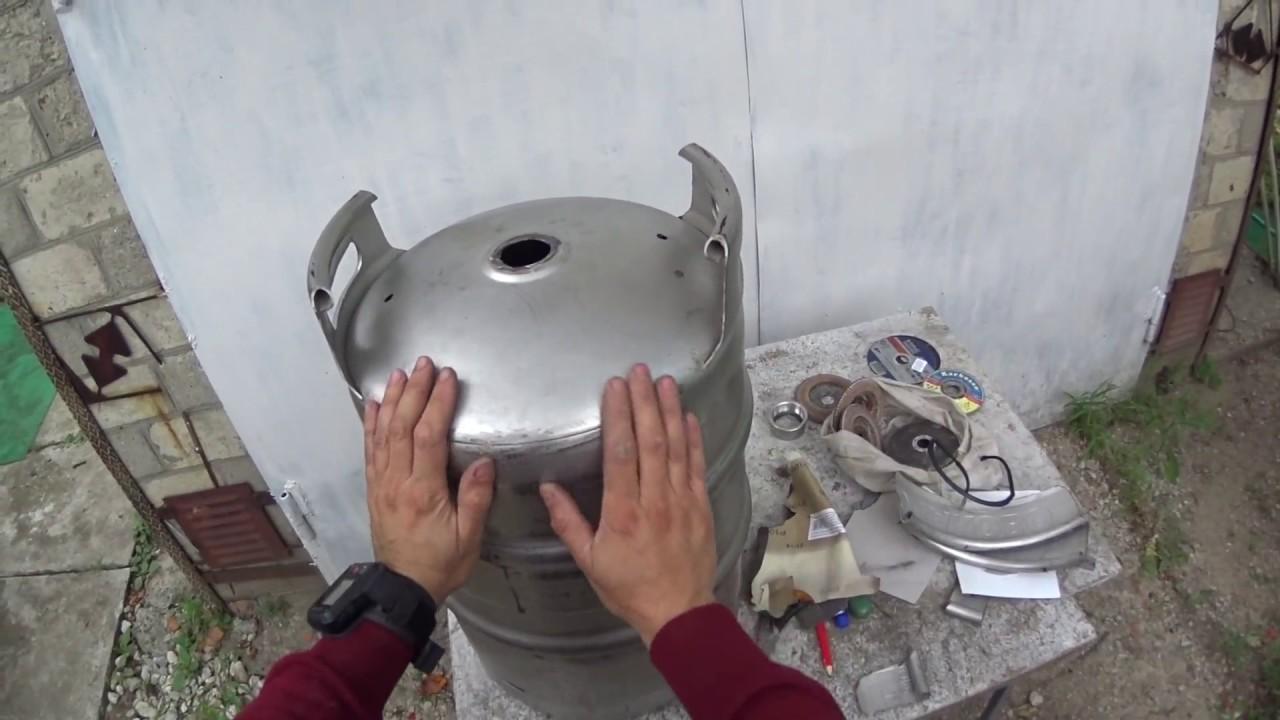 Самогонный куб из пивного кега видео автоклав для домашнего консервирования купить в кургане