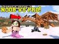 Minecraft: NOOB VS PRO!!! - DEFEND THE COOKIES! - Mini-Game
