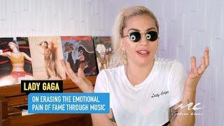Lady Gaga Tries to Erase Pain Through New Music