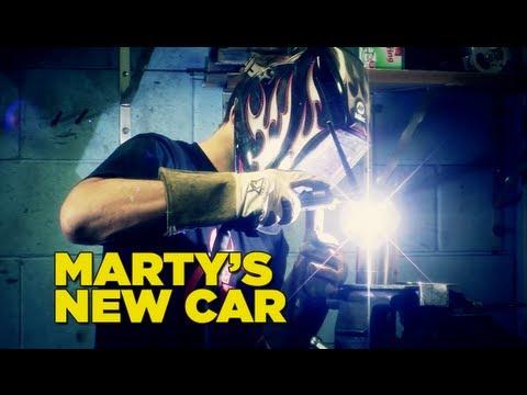 Marty's Euro Car