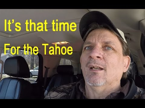 How to change the oil in a 2007 to  2012 chevy Tahoe yourself and save money