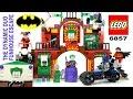 LEGO® Batman: The Dynamic Duo Funhouse Escape 6857 w/ Joker Harley Quinn Riddler & Robin DC Comics