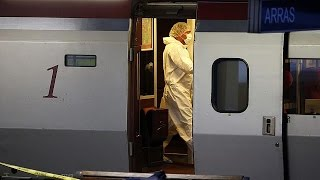 France train shooting: three injured, one arrested