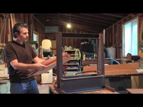Grez Guitars & R.C. Allen Archtop Construction Part 1 of 2