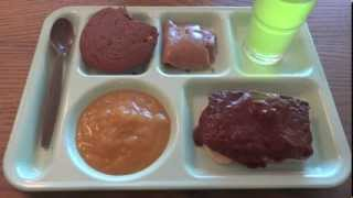 Mre Review: Menu No.12 Veggie Burger In Barbeque Sauce (2010)