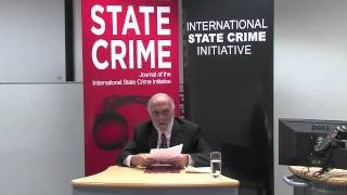 Lecture by Professor Richard Falk on