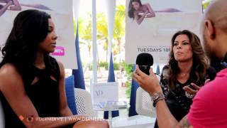 Gabrielle Union talks about getting ened to Dwyane Wade, Scandal and