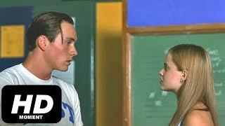 Знакомство с хористкой, Американский пирог, момент из фильма
