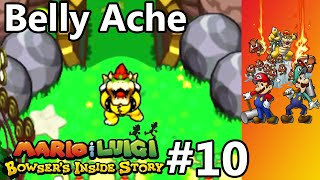 Mario & Luigi - Bowser's Inside Story - Episode 10 - Belly Ache