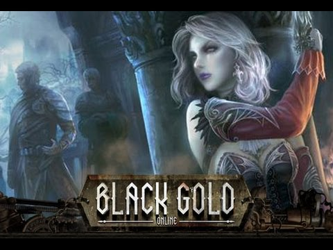 Black Gold Online - ЗБТ LiveОбзор
